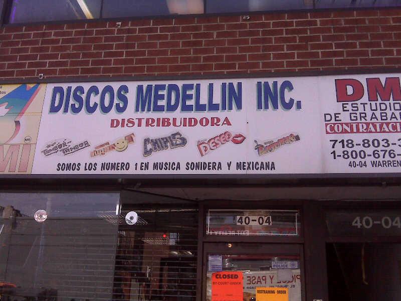 Discos Medellin