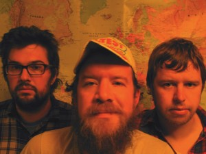 cave singers self-portrait