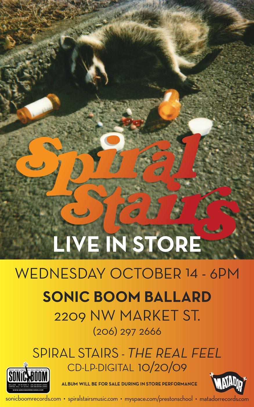 SpiralStairs.instore.seattle