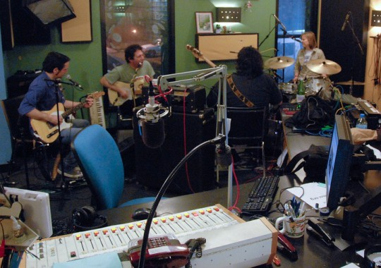 Yo La Tengo on Pseu Braun w/co-host Gaylord Fields - 2010 WFMU Marathon