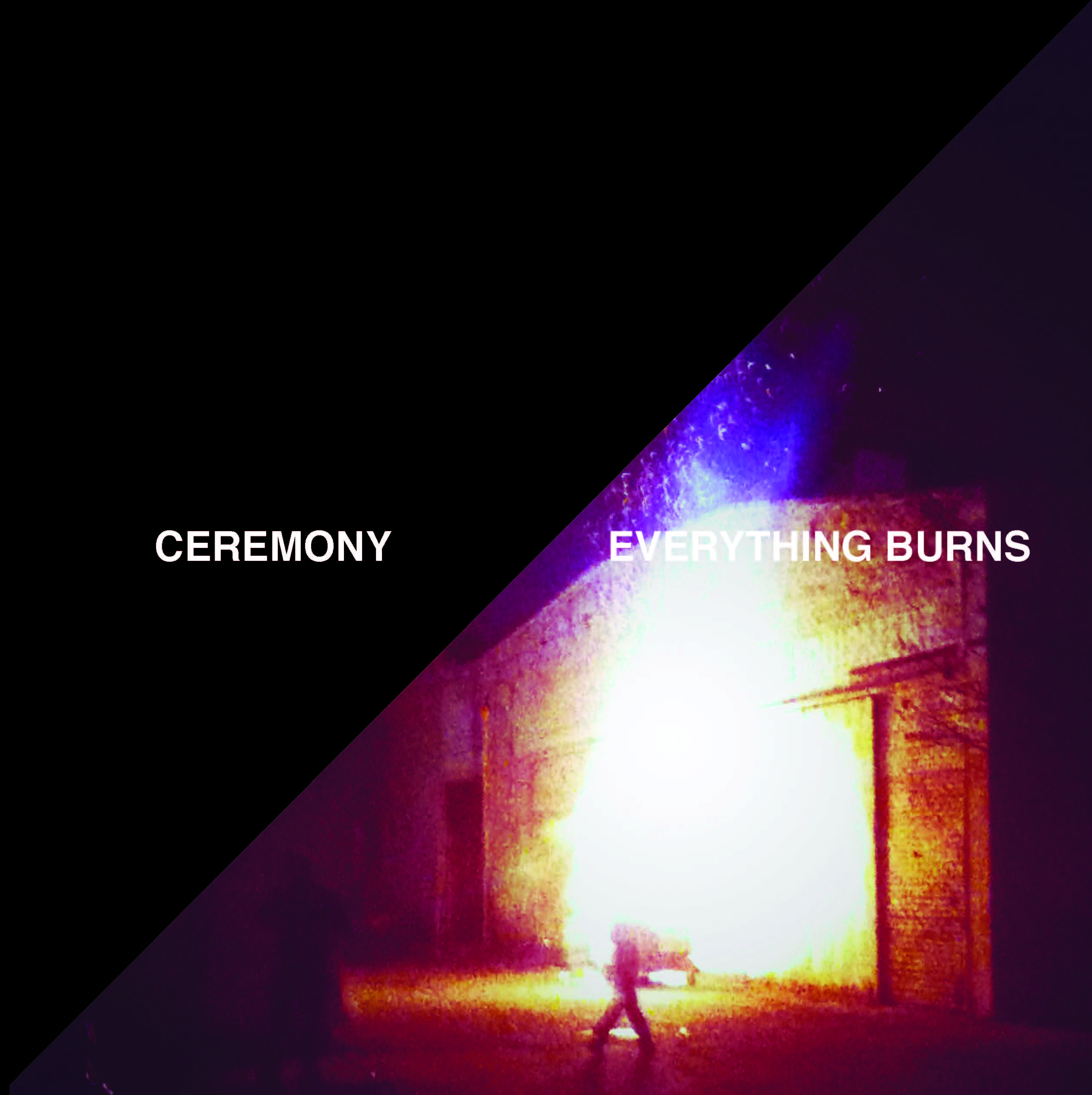 Everything burns cover