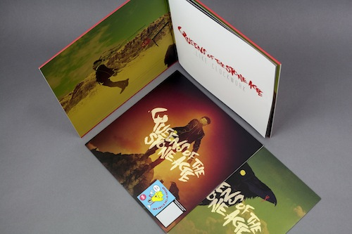 Queens Of The Stone Age Like Clockwork Deluxe Double