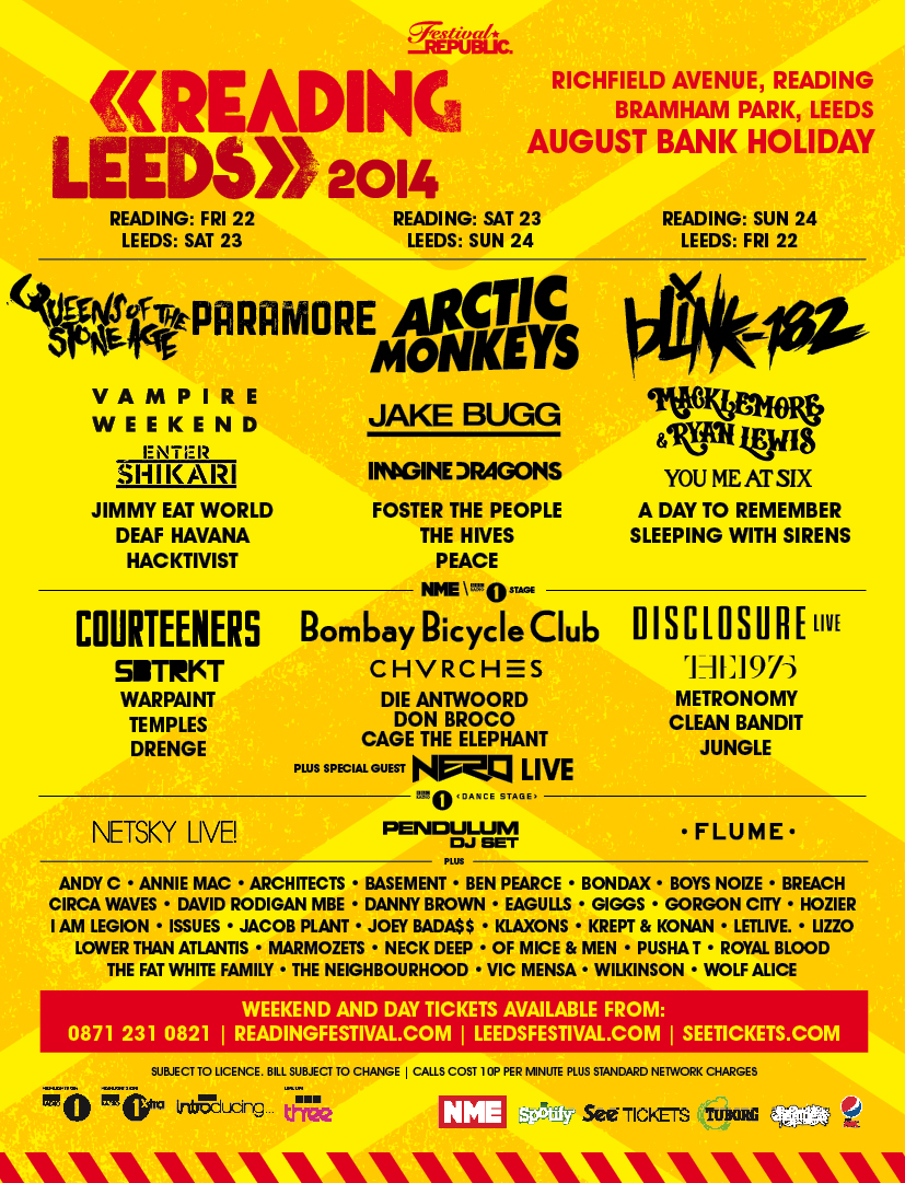 R&L_2014 Line-up March_21