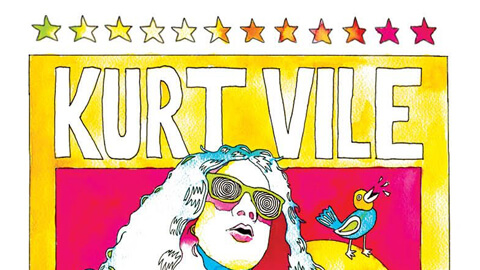 KURT VILE (SOLO) AUSTRALIAN TOUR – EARLY 2017
