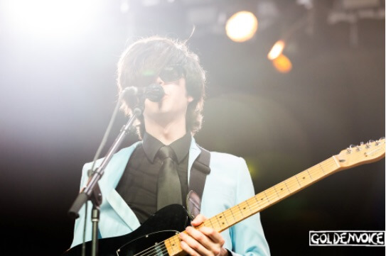 "Tonight : Car Seat Headrest on TBS' ""Conan"""