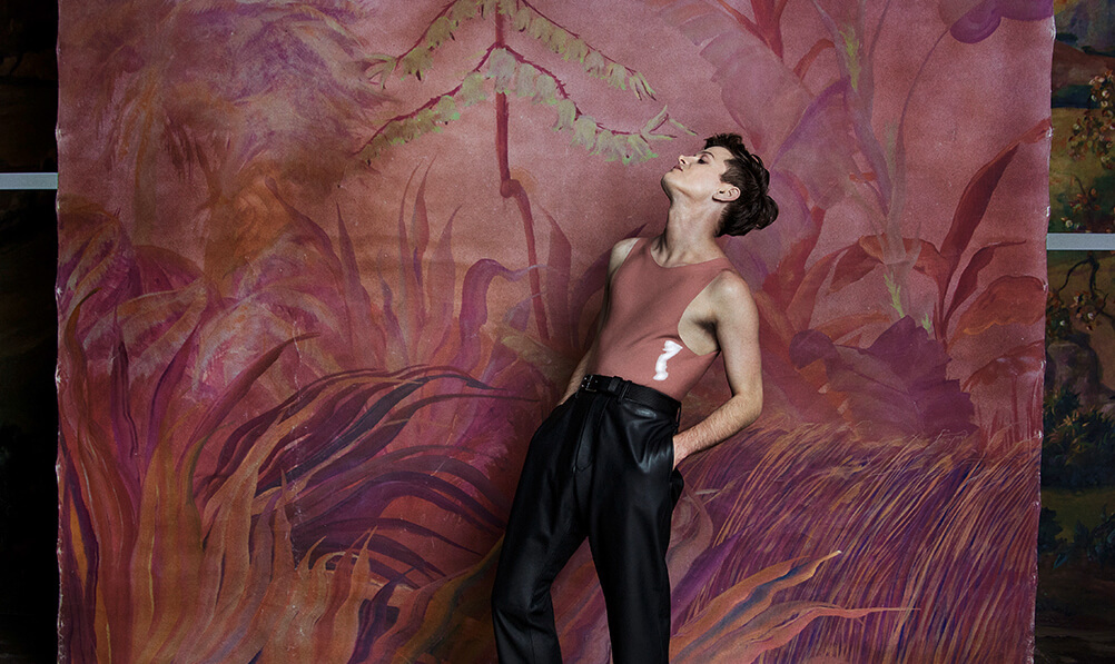 """Perfume Genius – 'No Shape' Out Today, Appearing On """"The Late Show With Stephen Colbert"""" Tonight"""