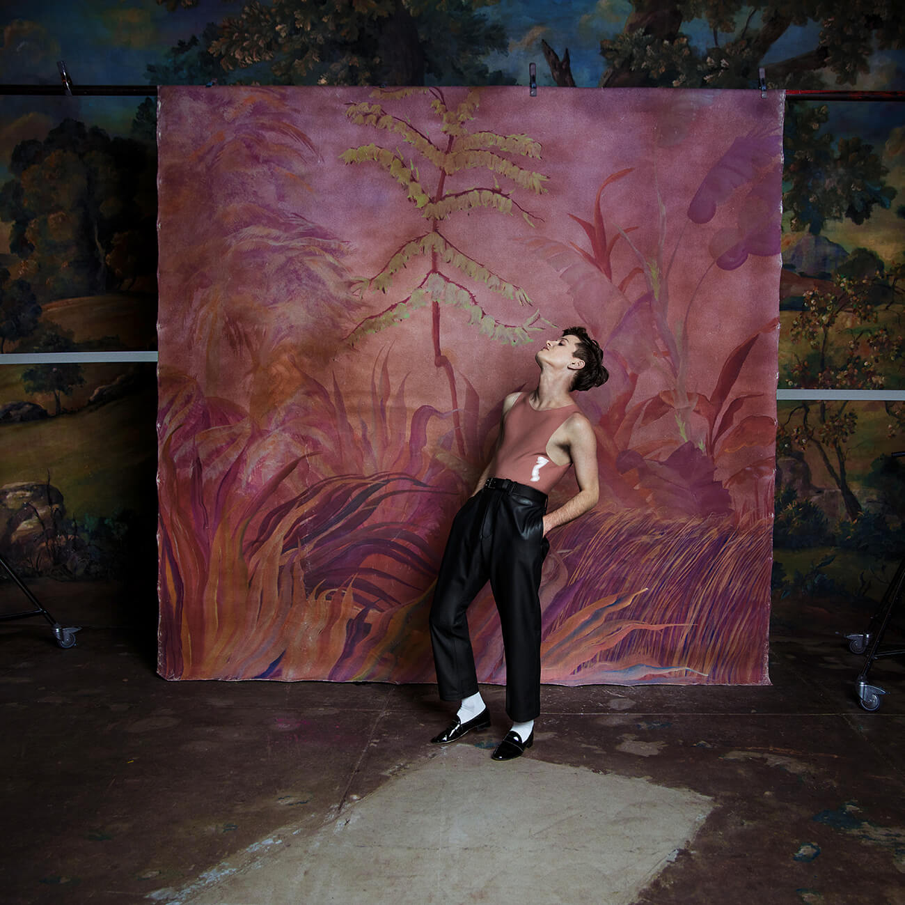 Perfume Genius No Shape Out Today Appearing On The