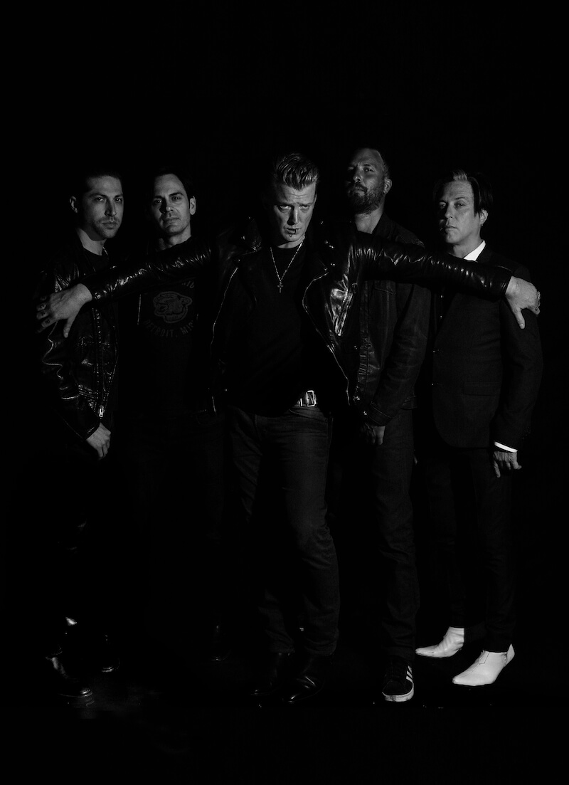 Queens Of The Stone Age Villains Coming August 25