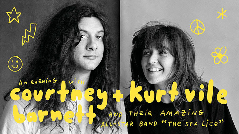 Kurt Vile & Courtney Barnett Touring Together This Fall, Collaboration LP Out Later This Year