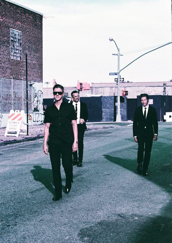 Interpol – 'Turn On The Bright Lights' XV Shows This Weekend In NYC, Next Week In L.A.