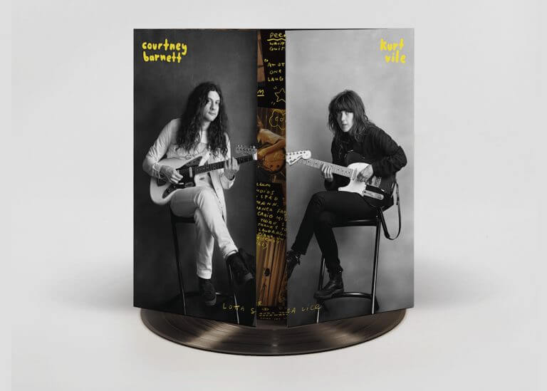 The Wait's Over :  Courtney Barnett & Kurt Vile's 'Lotta Sea Lice' Is Out Today