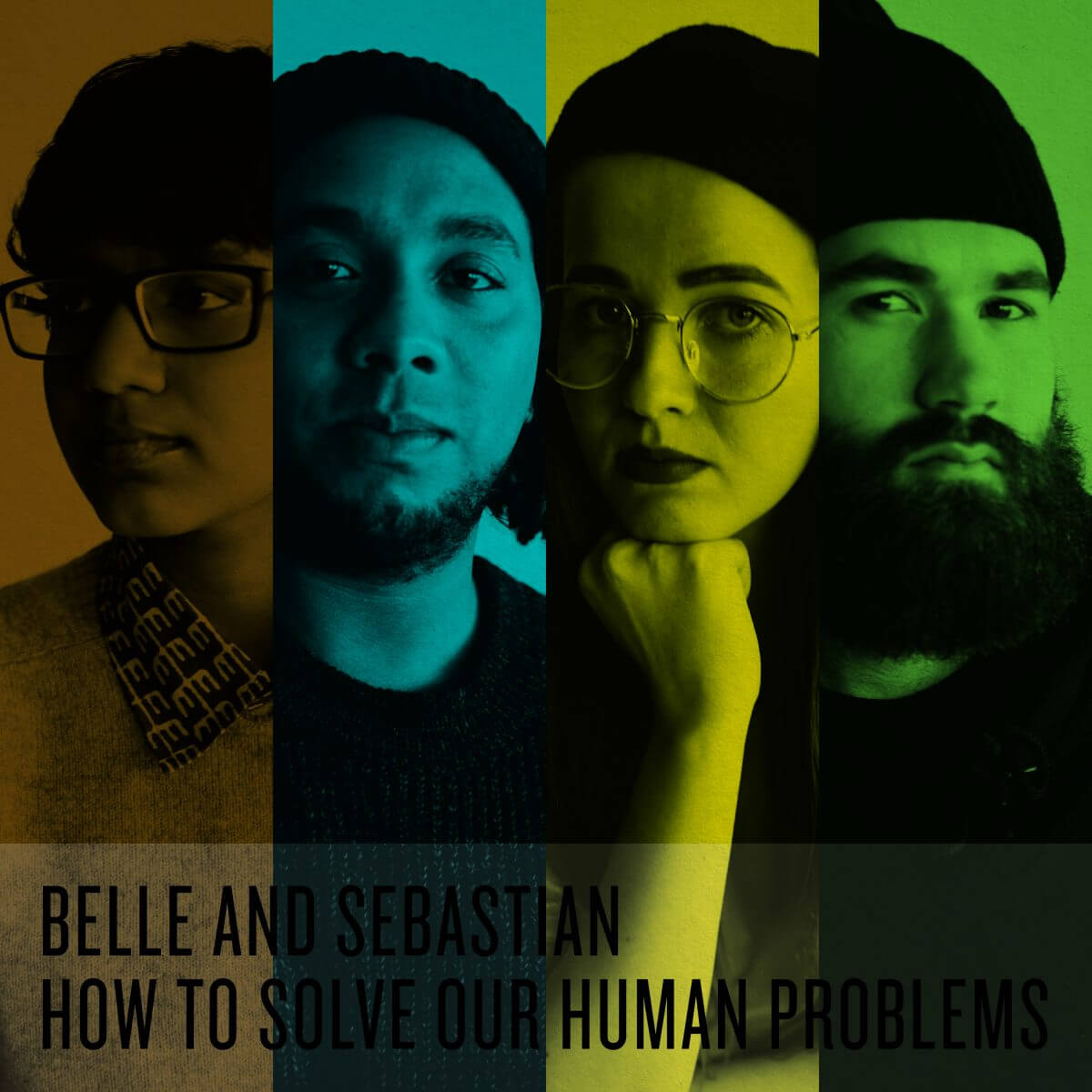 "Belle and Sebastian – 'How To Solve Our Human Problems' EP's & Box Set, ""I'll Be Your Pilot"" premiere"