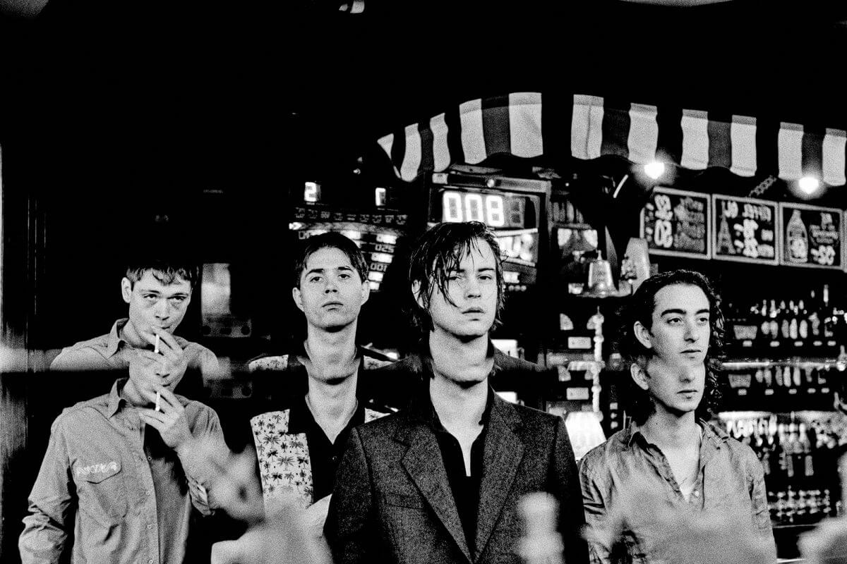 "VIDEO : Iceage – ""Catch It""  +  North American Dates"