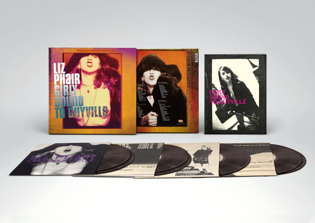 "OUT TODAY: Liz Phair – ""Girly Sound to Guyville: The 25th Anniversary Box Set"""