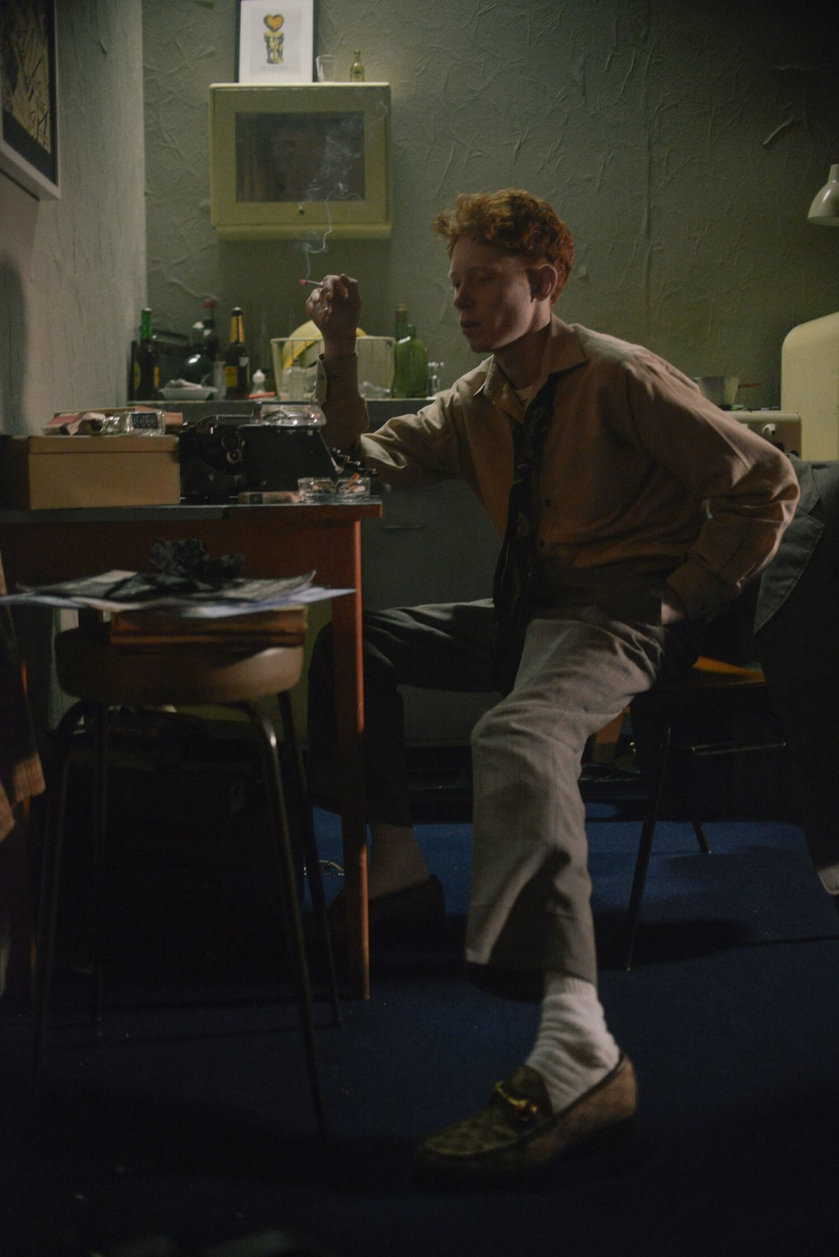 "VIDEO : King Krule – ""Biscuit Town"""