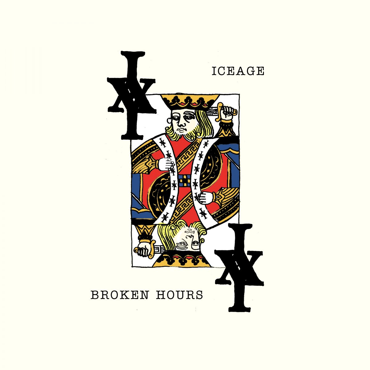 "Iceage – ""Broken Hours"""