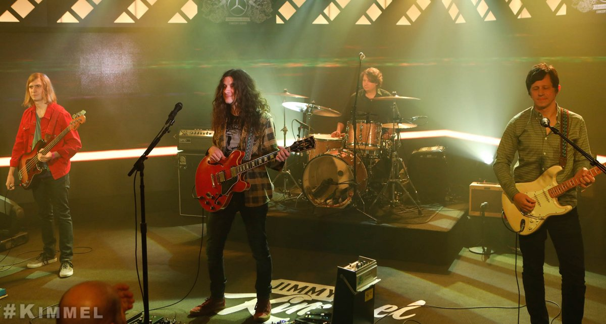 "Kurt Vile – Tonight On ABC's ""Jimmy Kimmel Live"""