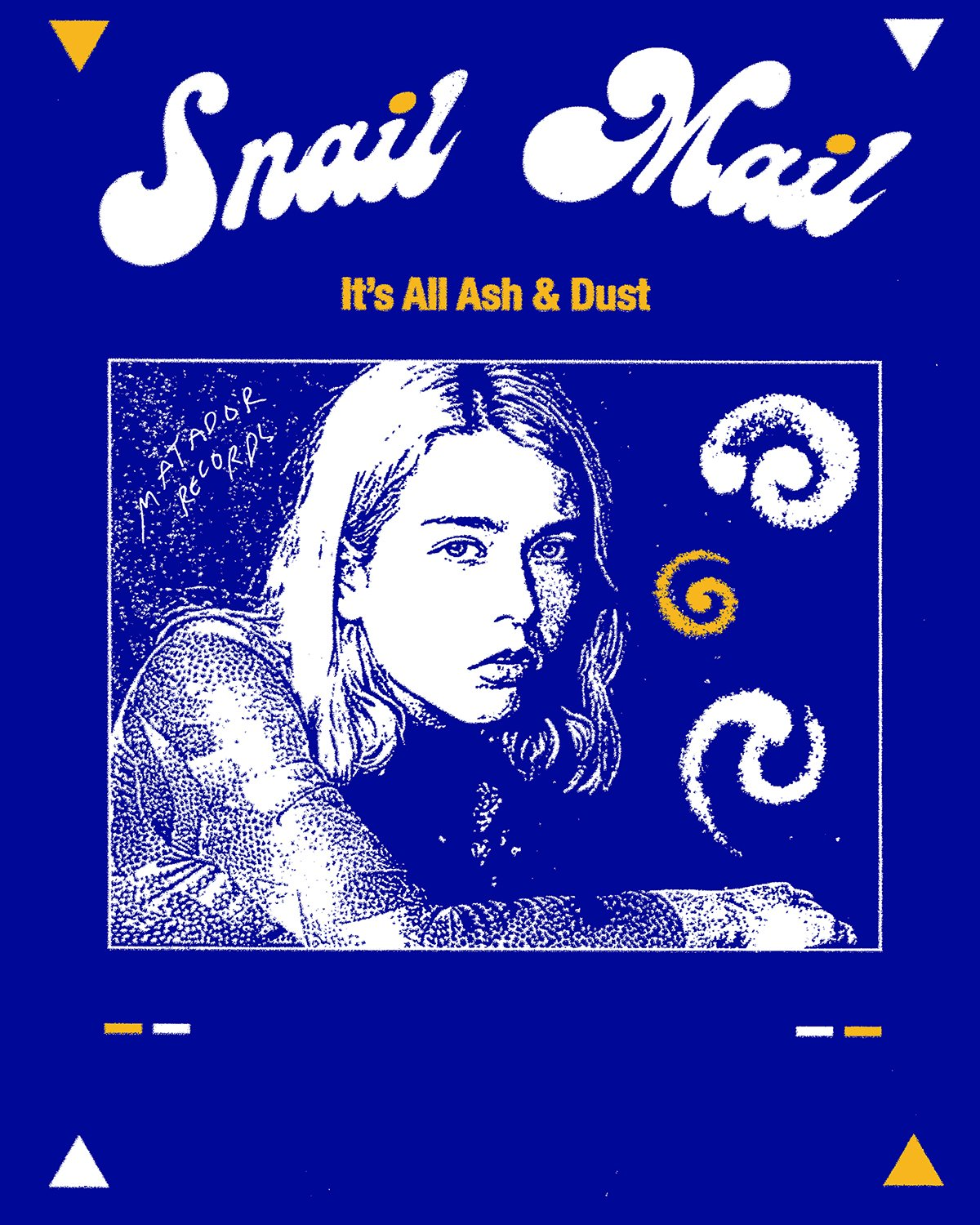 Snail Mail – North American/European Tour – Spring/Summer '19