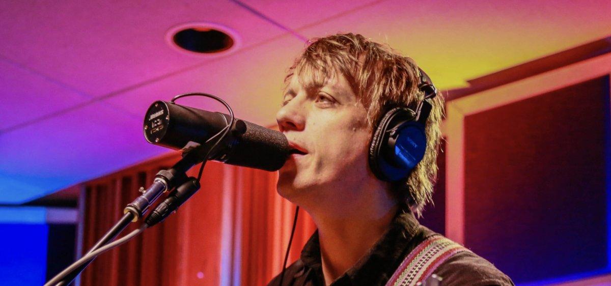 Steve Gunn – KCRW's Morning Becomes Eclectic