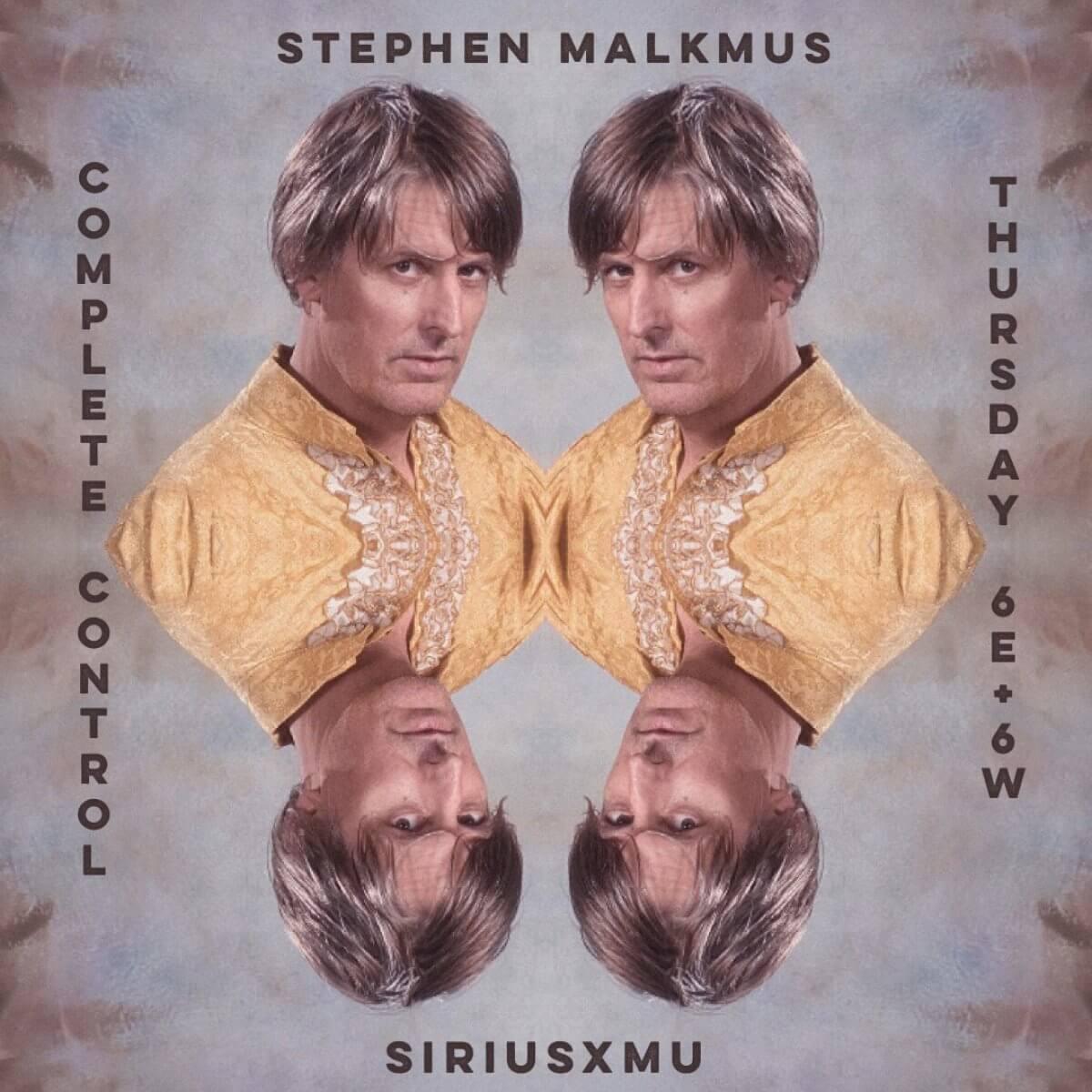 Stephen Malkmus – Tonight On Sirius XMU's Complete Control