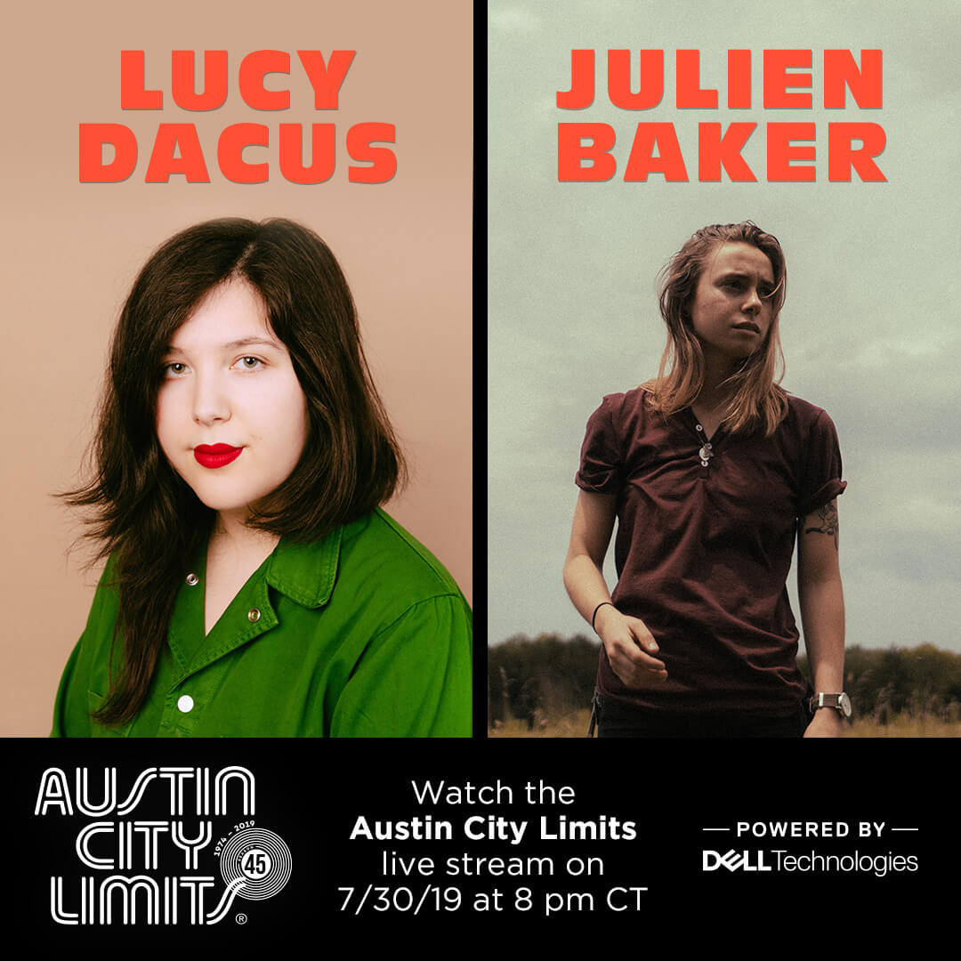 Julien Baker / Lucy Dacus – Austin City Limits live stream, Tuesday July 30