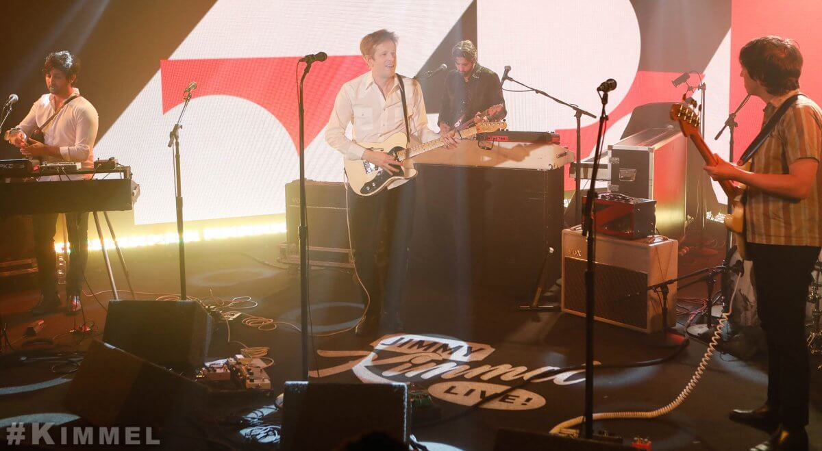 Spoon – Jimmy Kimmel Live + #MyBestOfSpoon Playlist Contest