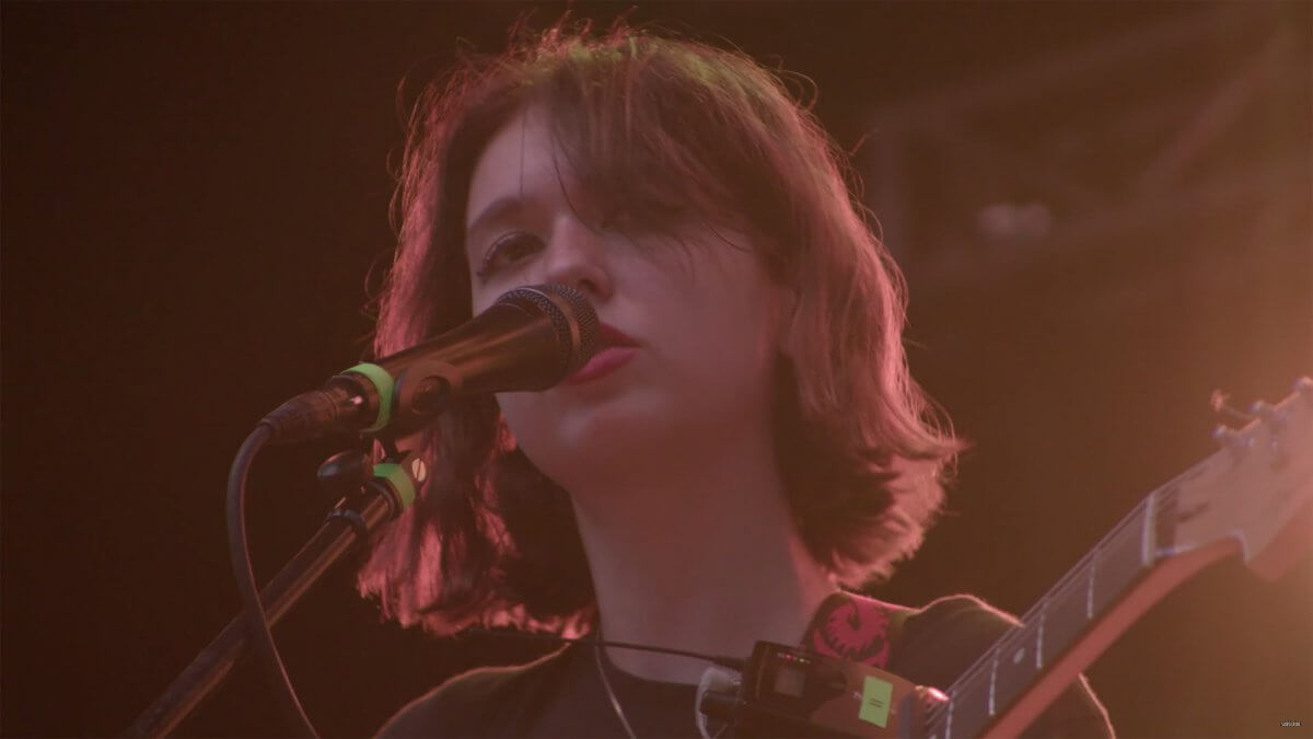 VIDEO: Snail Mail – Pitchfork Festival 2019