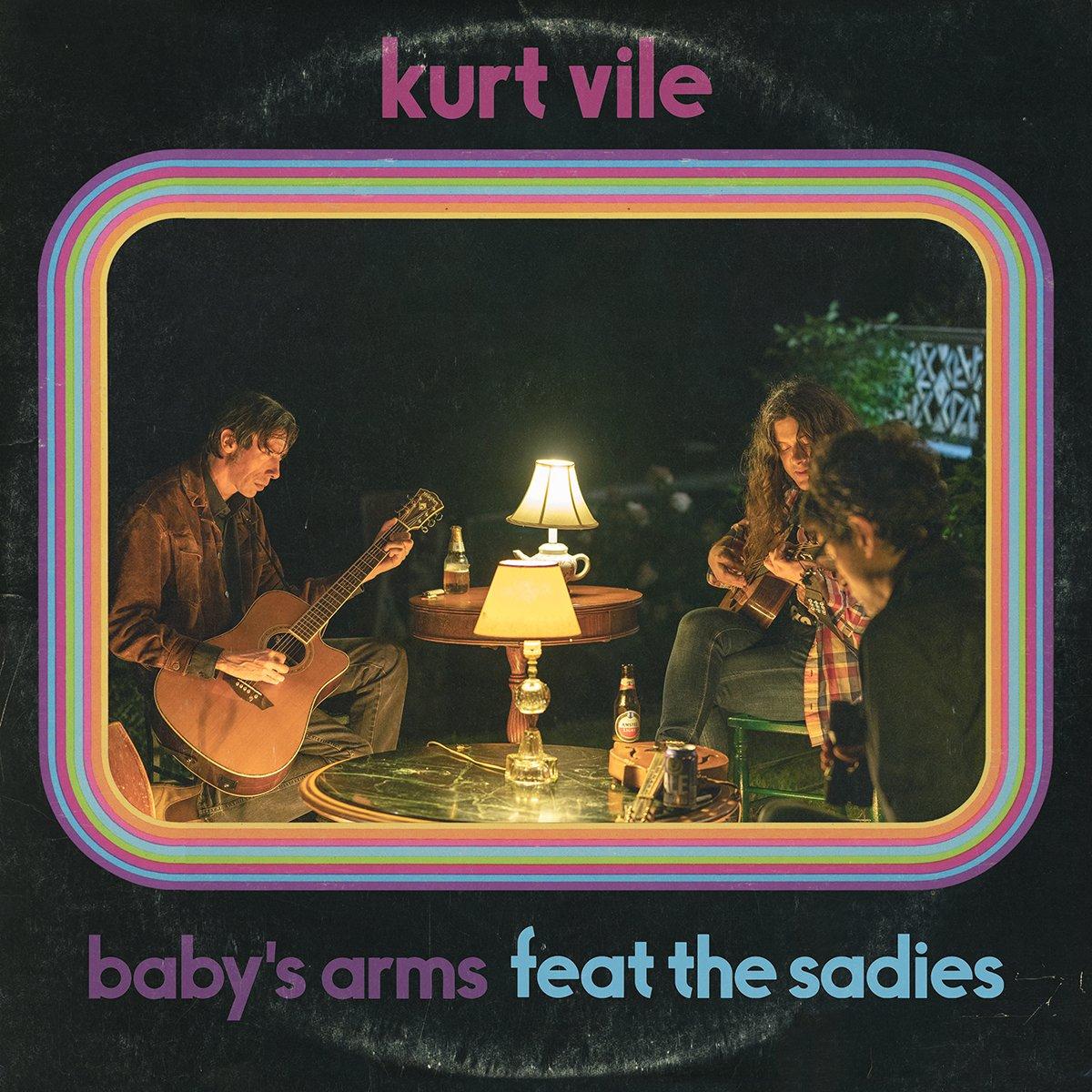 "Kurt Vile – ""Baby's Arms"" (featuring The Sadies)"