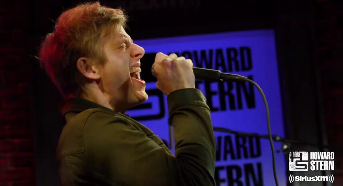 "Spoon – Covering John Lennon's ""Isolation"" on The Howard Stern Show"