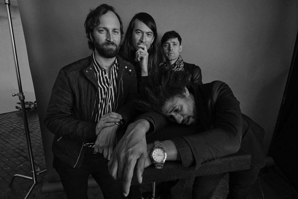"VIDEO  : Algiers – ""We Can't Be Found"""