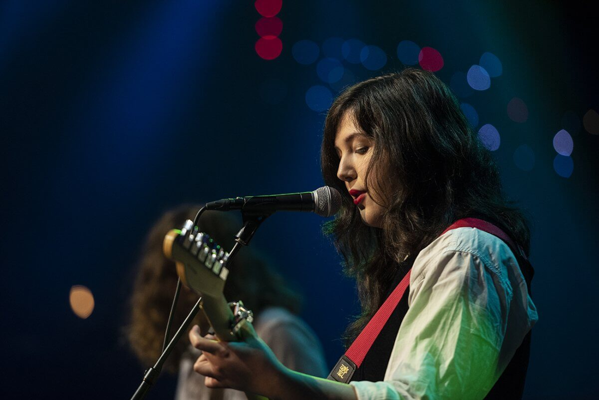 "Saturday Night : Lucy Dacus on PBS' ""Austin City Limits"""